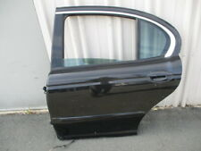 Jaguar X-Type LH Rear Door-Black