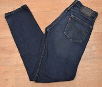 "vtg Levi's 511 Red Tab Denim Jeans - W29"" L32"" #665 GRADE A"