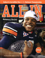Montgomery Advertiser Auburn's Incredible Run to National Championship