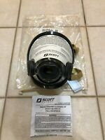 3M Scott AV-3000 HT Full Facepiece SCBA CBRN Firefighter 201215-01 - Small - NEW