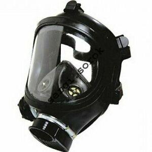 Full Face Facepiece GENUINE Gas Mask Respirator GP-9 NBC NUCLEAR WAR filter 2016