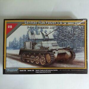 Tristar 1/35 German Flak Panzer I A w/ammo trailer Model Kit  #019  Sealed