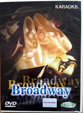 DVD Karaoke - Broadway Vol 1 (2003)
