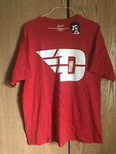 DAYTON FLYERS Men's 100% Cotton Logo T-Shirt XL NWT!