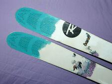 Rossignol SAVORY 7 Women's Powder Skis 178cm Powder Rocker no bindings ❆ POW!