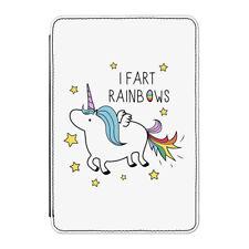 "Unicorn I Fart Rainbows Case Cover for Kindle 6"" E-reader - Funny"