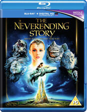 The Neverending Story Blu-ray (2014) Noah Hathaway ***NEW***