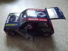 BURAGO Renault 5 Turbo scala 1/24 Made in Italy   MONTE CARLO