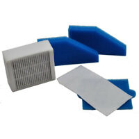 5 Pcs/set Filters For Thomas Aqua Multi Clean X8 Parquet Aqua + Pet & Family Kit