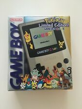 Nintendo Gameboy Game boy Color Pokemon Gold Console RARE Boxed Sealed NEW