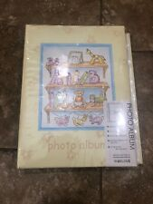 Photo Album Picture Baby Keepsake Photo Album 200 Photos 4x6 New