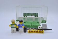 LEGO Set 3401 Sports Soccer Fussball Fußball Shoot n Score Adidas ohne BA
