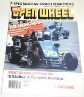 Open Wheel Magazine Sprint Drama At Syracuse February 1988 080814R