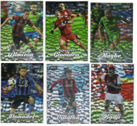 2017 Topps Stadium Club MLS Soccer - Silver Ice Parallel - Choose Card #'s 1-100