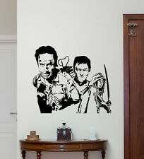 Walking Dead Wall Decal Zombie Movie Vinyl Sticker Poster Home Decor Art 268hor