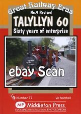 Railway Book Middleton Press Talyllyn 60 Years of Enterprise - Great Railway Era