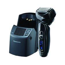 Panasonic ES-LA93-K Electric Razor, Men's 4-Blade Pivoting Head clean and charge