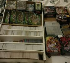 Yu-gi-oh Cards Huge Bundle 1000 Sealed Packs Holos Rares Joblot