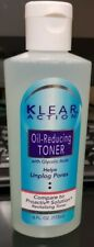 Klear Action-Oil Reducing Toner-Compare to Proactiv Solution-BRAND NEW -6oz