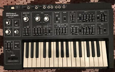 Roland SH-1 Monophonic Vintage Synthesizer Serviced Perfect Working Over Lord