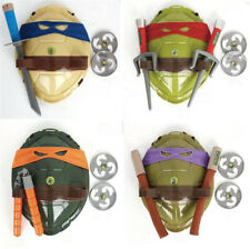 Teenager Mutant Ninja Turtles Combat Shield Shell Kid Toy Cosplay Present