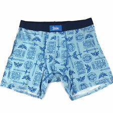 Legend of Zelda Mens Boxer Briefs Size Large 32-33 Boxers Underwear Nintendo