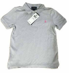 NEW Polo Ralph Lauren Toddler/Young Boys Cotton Mesh Polo Shirts; Szs 2T, 4T, 5