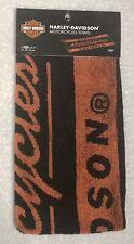 Harley-Davidson Motorcycle Bar Towels Hdl-18502