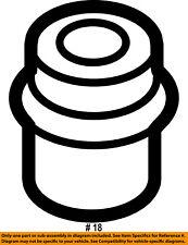 CHRYSLER OEM Engine-Oil Filter Connector 4429355