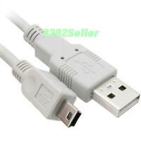 10M 30FT USB 2.0 A to Mini 5pin B High quality Cable data Power High Speed