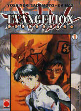 Evangelion collection n 1 nuovo NO RISTAMPA
