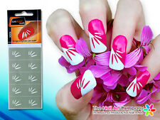 SmART-Nails - Leafs Nail Art Stencils N006 Professional Nail Product