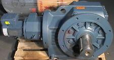 Really big right-angle Gear Box Sew 1rpm 55,600 lb-in!