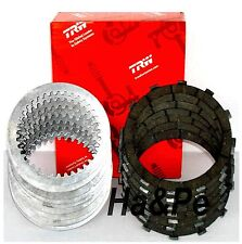 * Ducati Monster 1000 S4RS Tricolore TRW Clutch Plates + Friction plates 2008