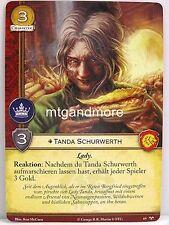 A Game of Thrones 2.0 LCG - 1x #069 Tanda Schurwerth - Thronanspruch