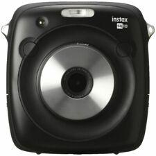 Fujifilm Instax 10 3.7 MP Square Instant Camera - Black