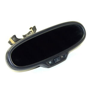 VW Scirocco III Beetle 5C Rearview Mirror Black Automatic Dimming