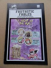 Fantastic Fables 1 . Silver Wolf  1987 - FN +