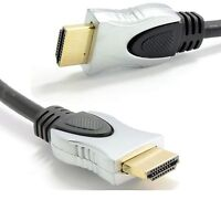PREMIUM HDMI Cable v1.4a HD High Speed 2K 1080p 3D Lead 1m/2m/3m/4m/5m