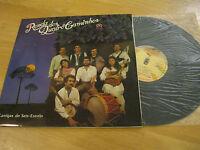 LP Ronda dos Quatro Caminhos Cantigas do Sete Estrelo Vinyl Radio Triunfo LPP 24