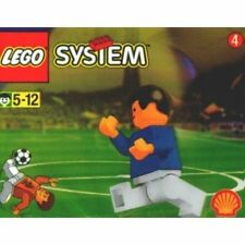 Lego Shell World Cup 1998 SCOTTISH FOOTBALLER Minifigure - 3305 Football *SMA...