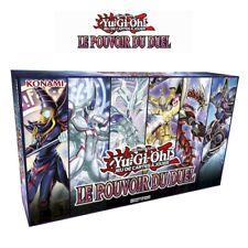 Yu-Gi-Oh ! Coffret Le Pouvoir du Duel - Mega Pack 2019 ! VF/PRECO 04/04/19