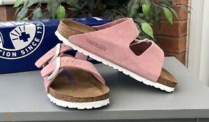 Birkenstock Arizona Ladies Sandals Rose Size 37/4