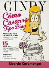 COMO CASARSE TIPO BIEN, POR CINDY LA REGIA, POR: RICARDO CUCAMONGA