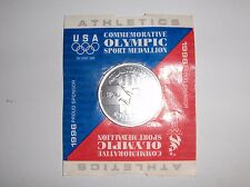 1996 USA Olympic Commemorative Collectors Coin Sport Medallion