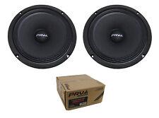 """Pair of 8"""" PRV Audio ALTO Series 900W Midrange Loudspeaker 8 Ohm 1.5"""" Voice Coil"""