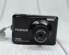 Fujifilm Finepix C10 10 Megapixels Point & Shoot Digital Camera 3X Zoom Black