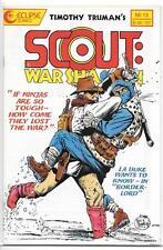 Eclipse Comics Timothy Truman's Scout: War Shaman (1988 Series) # 13 NM