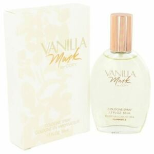 Vanilla Musk by Coty Cologne Spray 1.7 oz for Women
