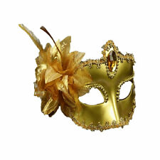 Costume Mask Gras Flower Diamond Masquerade Halloween For Party,Prom,Mardi Lace